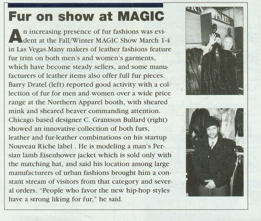 Fur World March 99